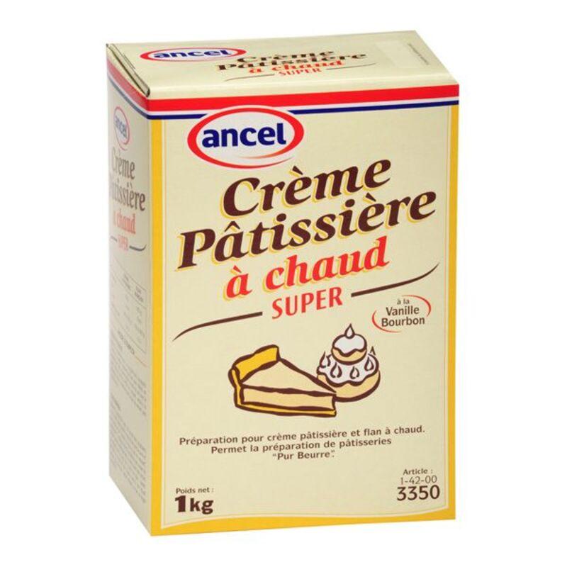 Crème Pâtissière à chaud Super Ancel 1 kg