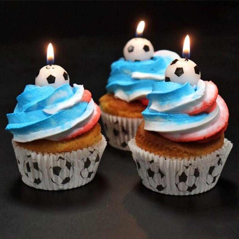 Pack Tuto : Cupcakes Tricolores