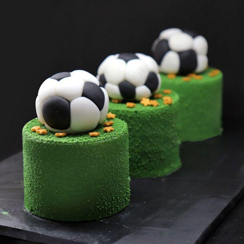 Pack tuto : Modelage pâte à sucre ballon de foot