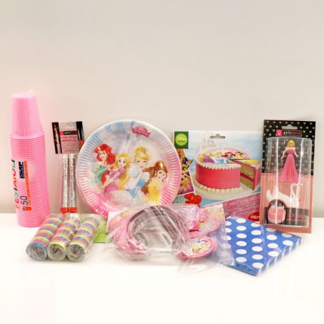 Pack Sweet table Princesse