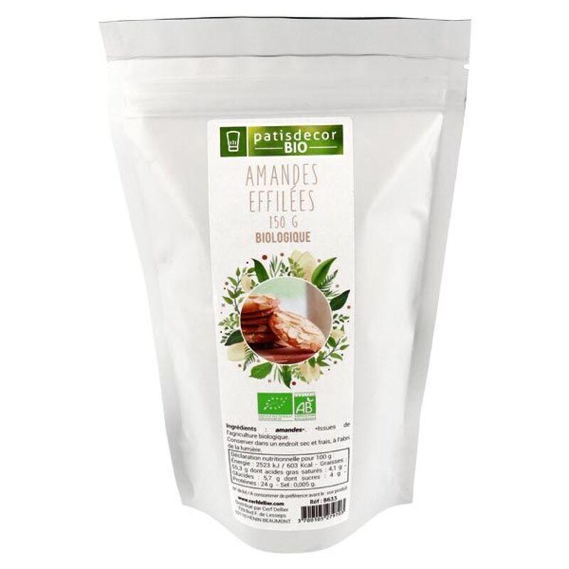 Amandes effilées Bio 150 g