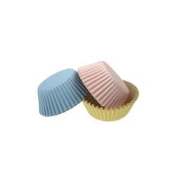 Caissette cupcake pastelles (x60)