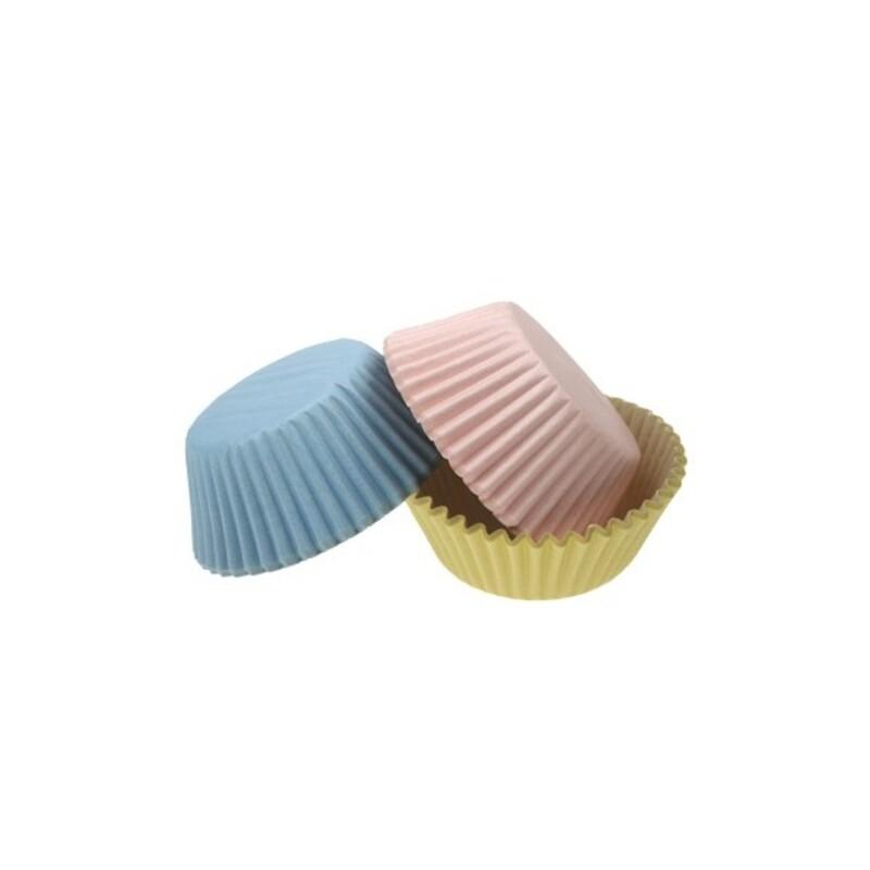 Caissettes cupcakes pastelles (x60)