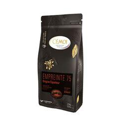 Chocolat noir Equateur Empreinte 75% en palets 1 kg