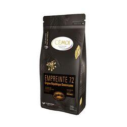 Chocolat noir Rép Dominicaine Empreinte 72% palets 1 kg