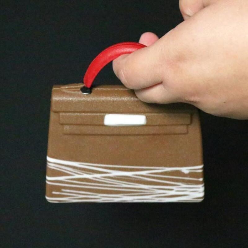 Pack Recette Sac à main en chocolat