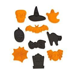 Emporte-pièces Halloween Wilton (x10)