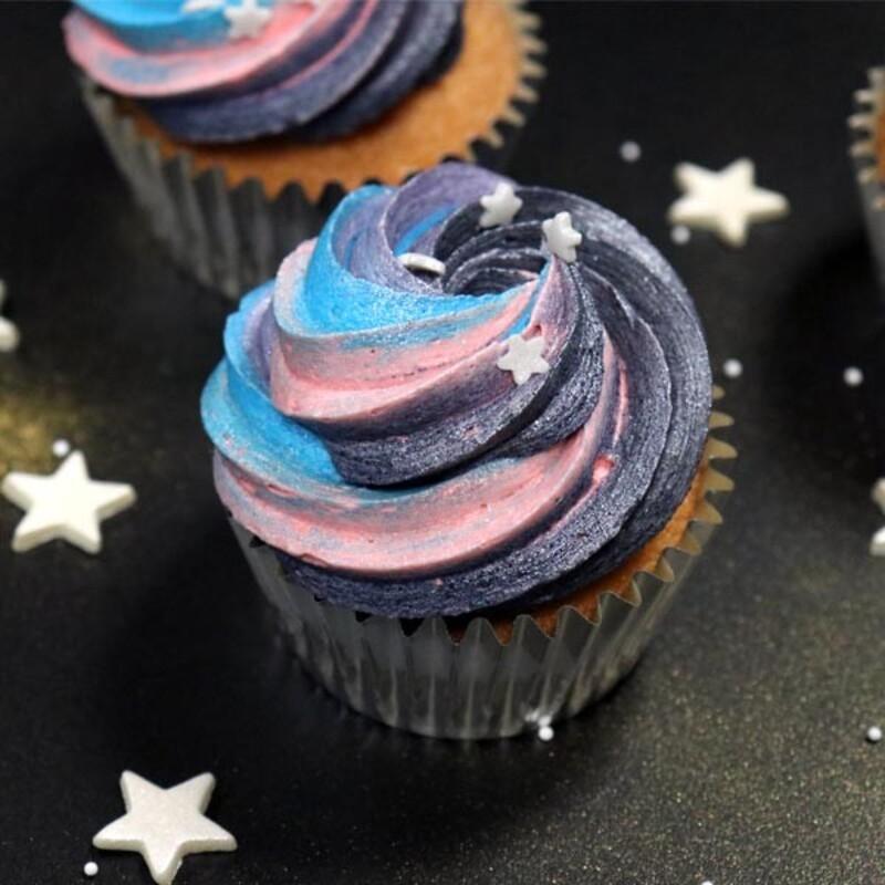 Cupcakes Galaxie