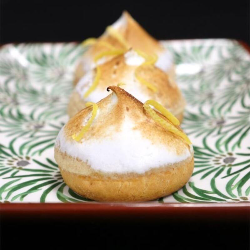 Recette Choux Citron Meringué