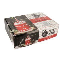 Coffret Mon Layer Cake Licorne de Noël