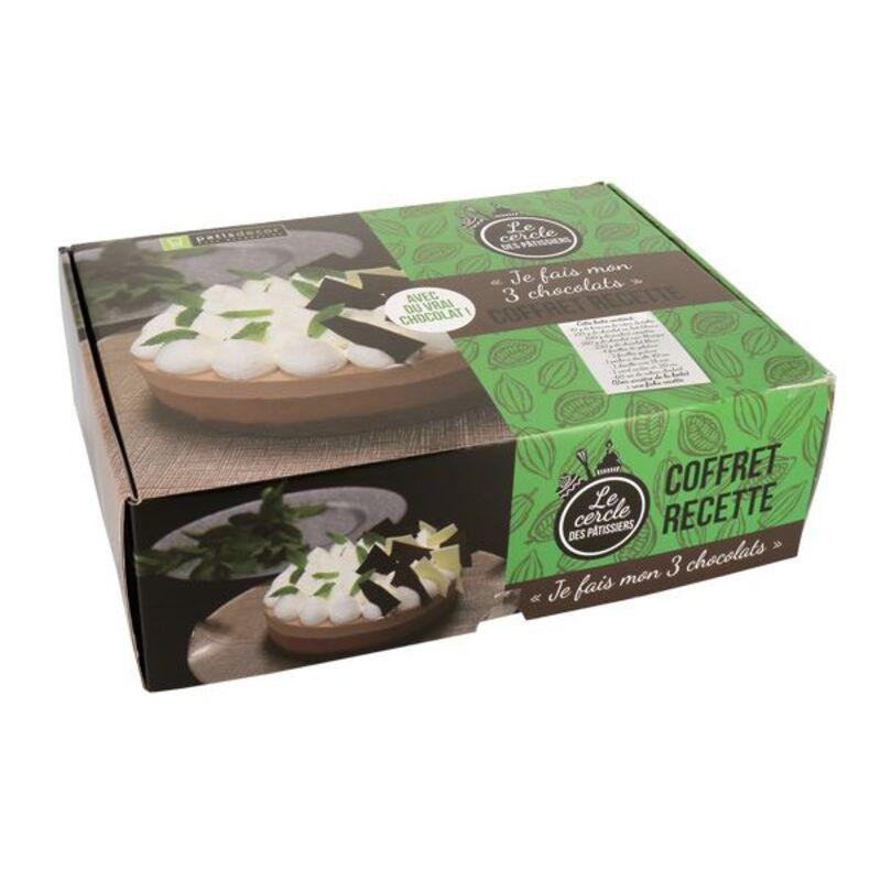 Coffret 3 Chocolats