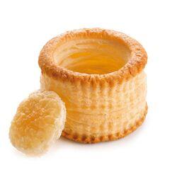 Vol-au-Vent au beurre (x4)