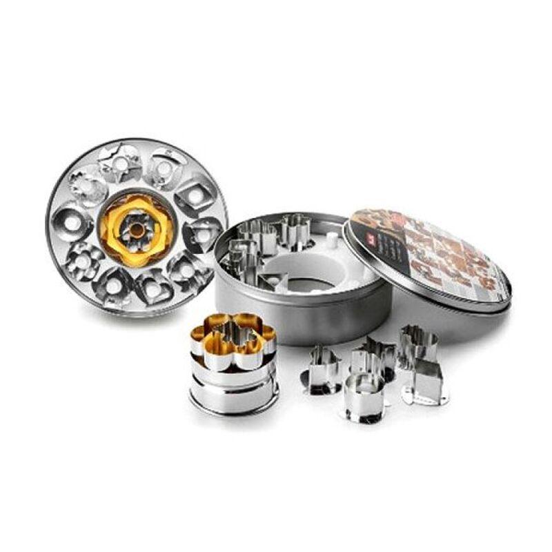 Emporte-pièces linzer Classiques assortis (x11)