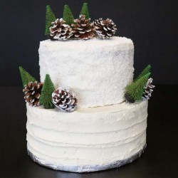 Pack Recette Wedding Cake Hiver