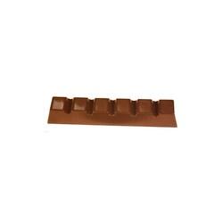 Moule 7 barres chocolat 50 g