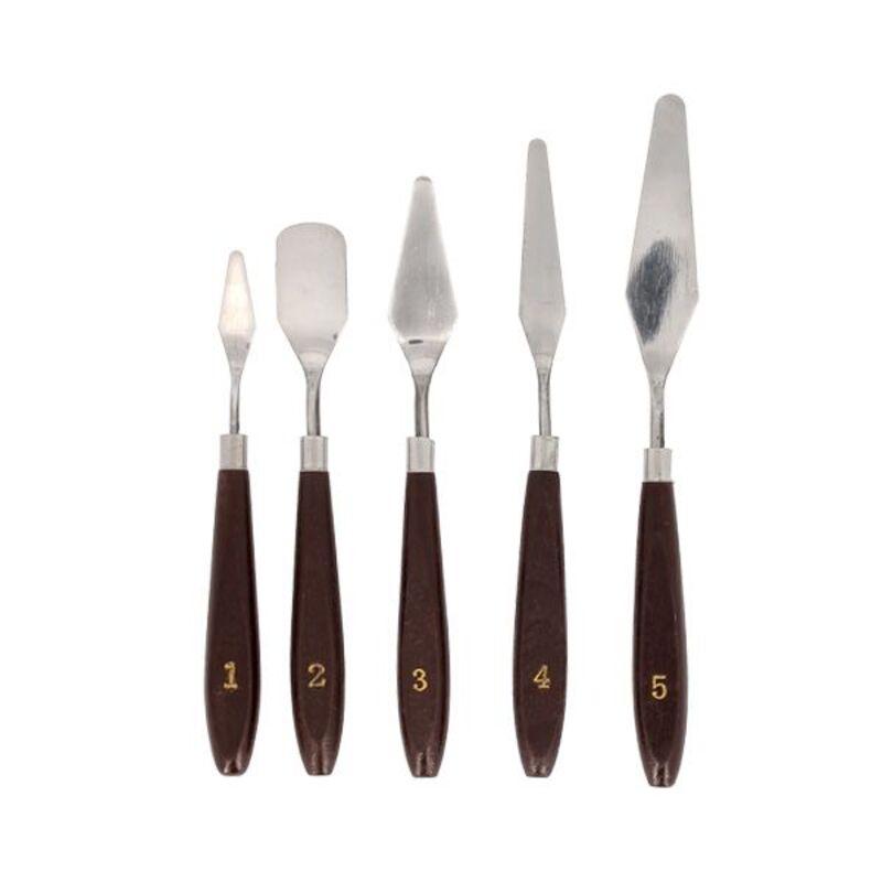5 outils de modelage pour pâtisseries Patisdécor