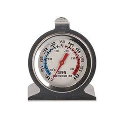 Thermomètre à four cadran inox +50+300°C Patisdécor