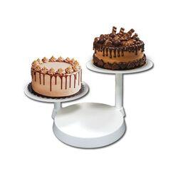 Présentoir gâteaux 2 étages