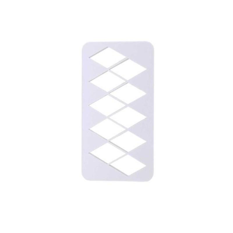 Découpoir géométrique diamants XL PME