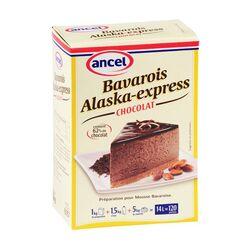 Préparation bavarois chocolat Alaska 1 kg