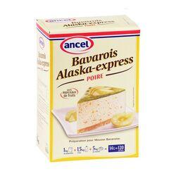 Préparation bavarois poire Alaska Express 1 kg