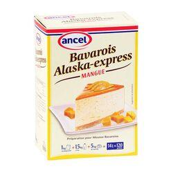 Préparation bavarois mangue Alaska 1 kg