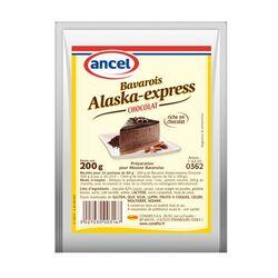 Préparation mousse bavaroise chocolat Alaska 200 g