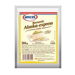 Préparation mousse bavaroise poire Alaska 200 g