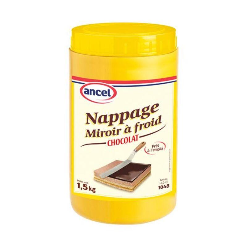 Nappage miroir Chocolat Ancel 1,5 kg