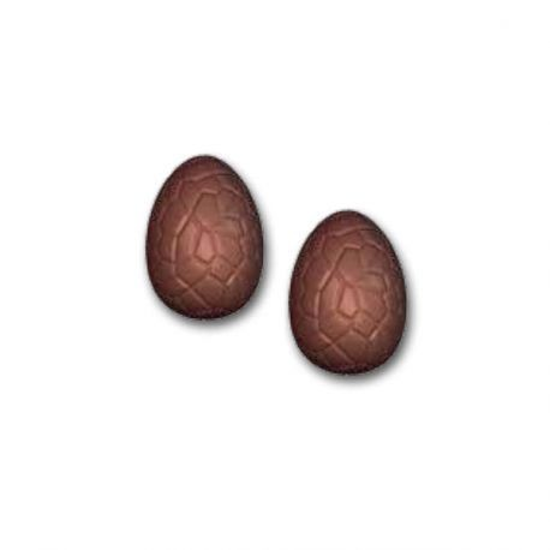 Moule chocolat oeuf craquelée Patisdécor