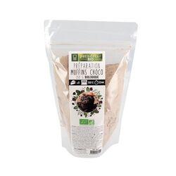 Préparation muffins au chocolat Patisdécor Bio 350 g