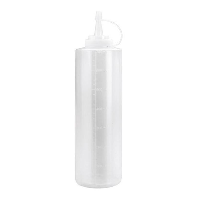 Flacon verseur gradué souple 700 ml