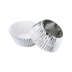 Mini-Caissette argentée Wilton (x36)