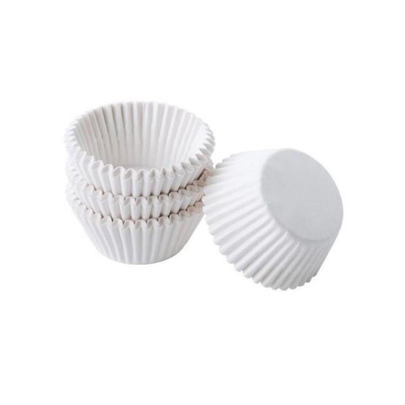 Mini-Caissette blanche Wilton (x100)