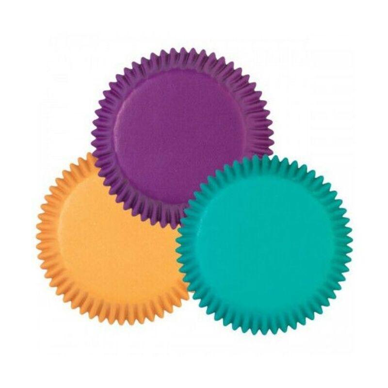 Mini-caissette cupcake 3 coloris Wilton (x100)