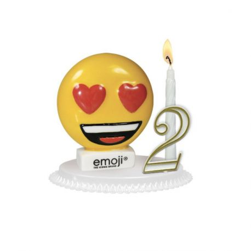 Kit bougie Emoji