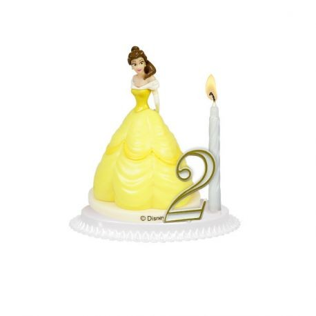 Kit bougie Princesse Disney