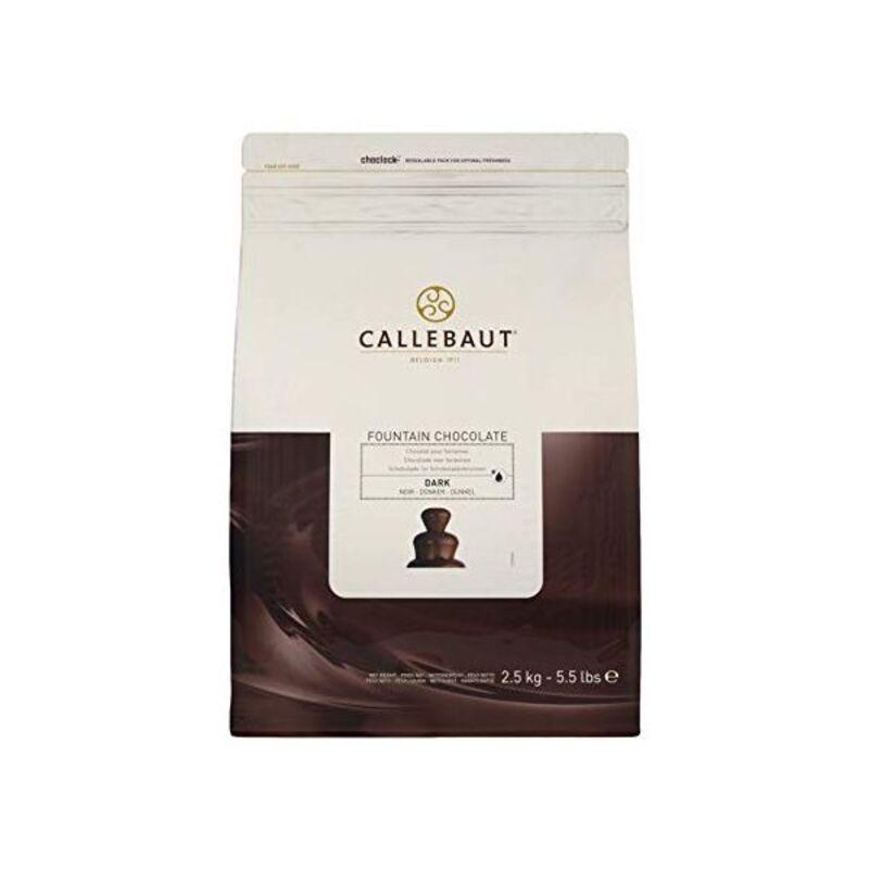 Chocolat Noir pour Fontaine 2,5 kg