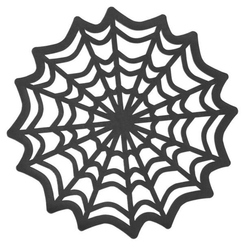Napperons toile d'araignée Wilton 25 cm (x10)