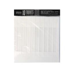 Toque en papier plissé H 30 Patisdécor (x10)