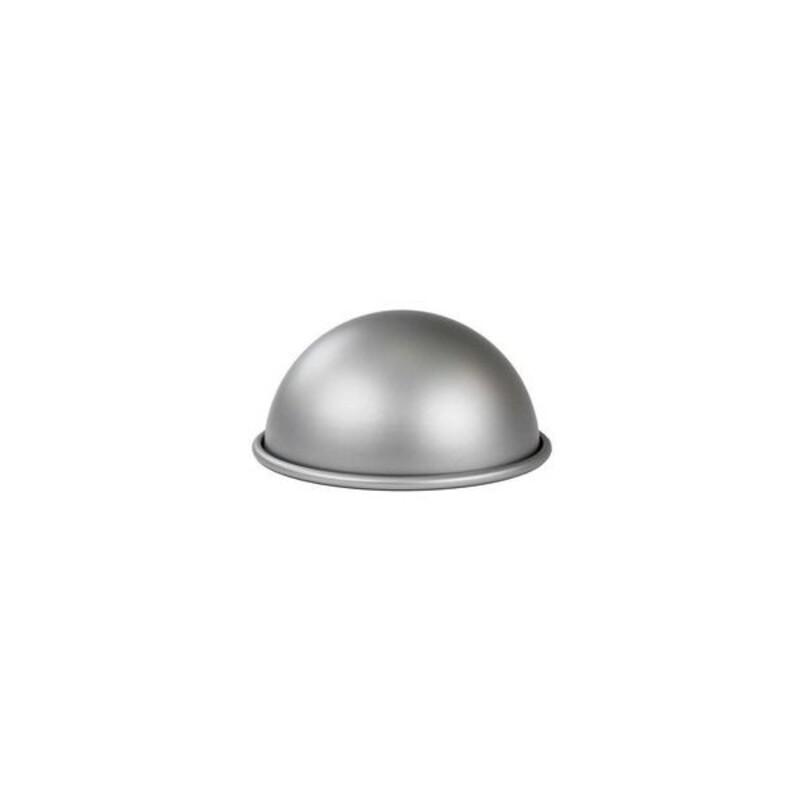 Moule demi-sphère aluminium PME