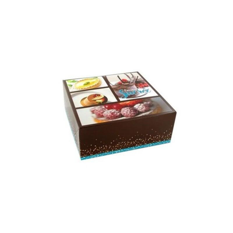 Boîte à gâteau (x25)