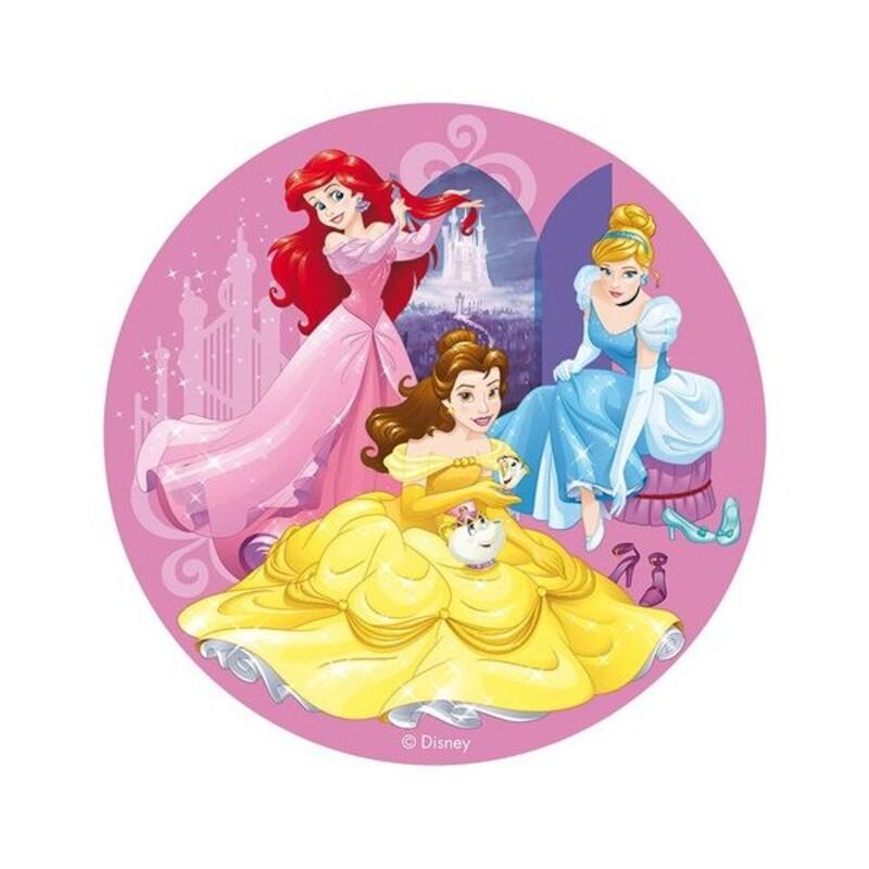 Disque azyme Princesse Disney 20 cm