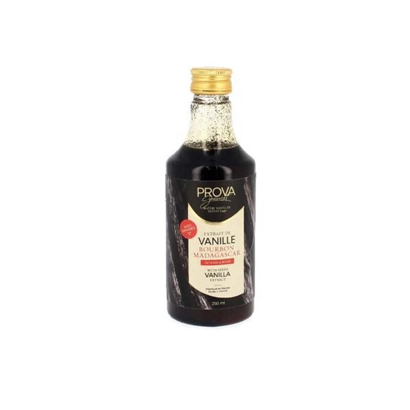 Extrait de vanille bourbon Madagascar