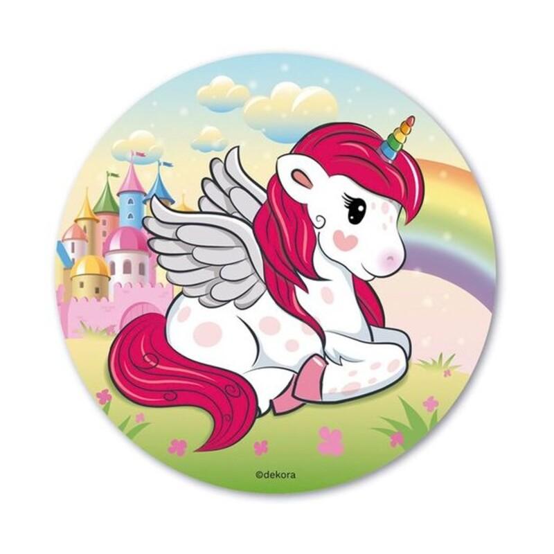 Disque azyme My little Pony 20 cm