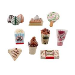 Fèves bonbons et sucreries (x100)