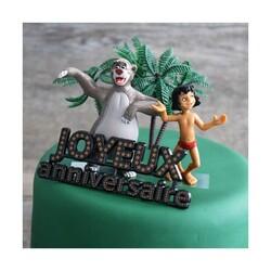 Kit gateau anniversaire Le Livre de la jungle