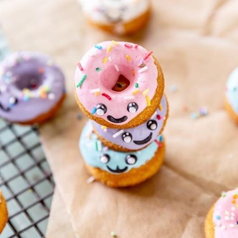 Moule à mini Donuts antiadhérent Wilon