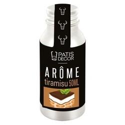 Arôme alimentaire Tiramisu Patisdécor