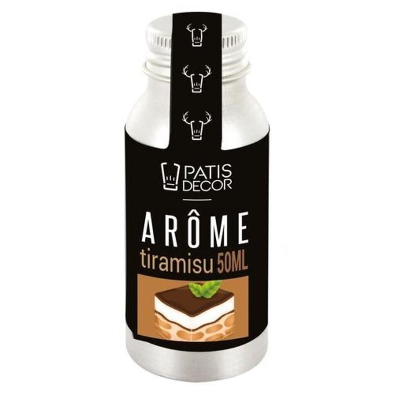 Arôme Tiramisu Patisdécor 50 ml